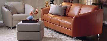 Palliser Custom Fabric  Leather Upholstered Furniture Houston - Custom sofa houston
