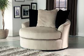 stunning round swivel living room chair contemporary awesome with