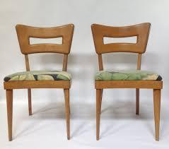 Heywood Wakefield Dining Room Set Mid Century Dining Chairs Buy Heywood Wakefield Dining Chairs