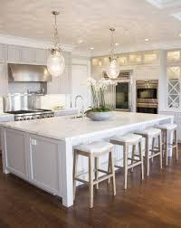 white kitchen island dreamy white kitchens