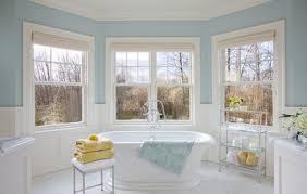 Yellow Bathtub Bleach Stains On Bathtub