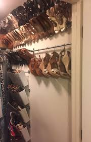 hanging shoe organizer best 25 hanging shoe organizer ideas on pinterest house hacks