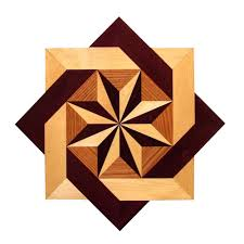 wood inlay pid floors medallion unfinished decorative wood floor inlay
