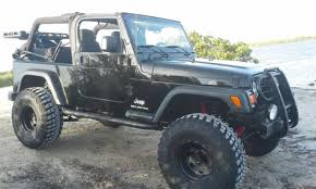 2006 jeep wrangler rubicon unlimited for sale 2006 jeep wrangler unlimited loaded lifted 38k auto black black