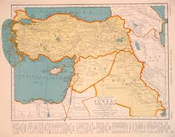 Syria On The Map by The Problem With Sykes Picot Wasn U0027t The Map It Was The Mapmakers