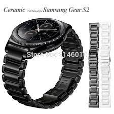 ceramic bracelet watches images Ceramic strap bracelet watch band men 20mm watchband for samsung jpg