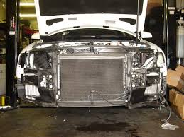 audi a4 b7 turbo upgrade a4 b7 sports series dual side mount intercooler smic upgrade kit