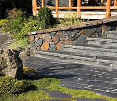 Slate Patio Pavers Slate Pavers Cost Benefits Slate Patio