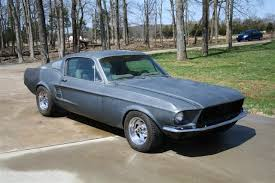 mustang project cars for sale 1967 mustang project car update information on collecting cars