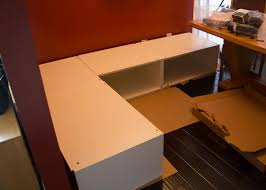 kitchen cabinet bench seat diy banquette bench for ikea and diy kitchen seating furniture