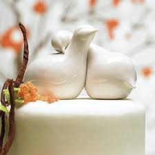 birds wedding cake toppers contemporary birds cake topper weddingstar