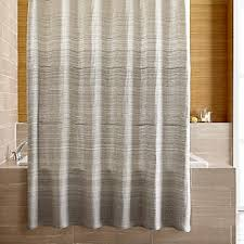 Dramatic Shower Curtain Shower Curtains Rings And Liners Crate And Barrel