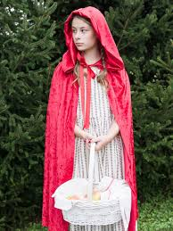 how to make a hooded cape for halloween weallsew