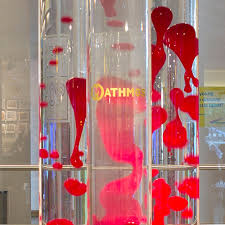 giant lava lamp installations bespoke tall lava lamps made to