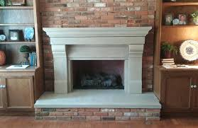 fireplace screens with glass doors indoor stone walmart surround