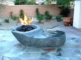 patio ideas backyard fire pit ideas gas backyard fire pit