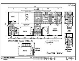 floor plans for ranch homes beacon prime colony homes