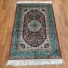 camel carpet navy blue silk handmade rugs and runners 2 8 u0027x8 u0027 http