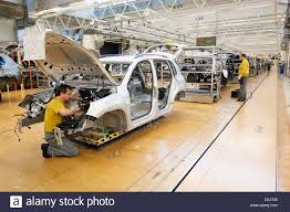 wolfsburg germany production of the vw tiguan at auto 5000 stock
