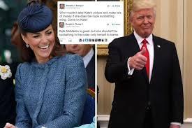 Queen Elizabeth Donald Trump Donald Trump U0027s Queen Visit Set To Be Awkward Thanks To Duchess Of