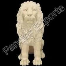 marble lion marble lion in jaipur rajasthan india indiamart