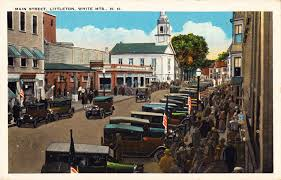 halloween city littleton co littleton new hampshire postcard roundup