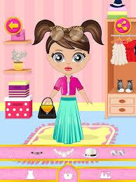 cute dolls makeover dress up game for little girls u0026 kids apps