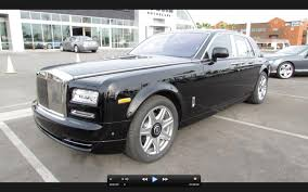 roll royce truck 2013 rolls royce phantom series ii start up exhaust and in depth