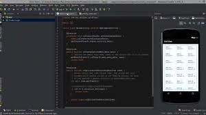 gridview android grid view android studio tutorial