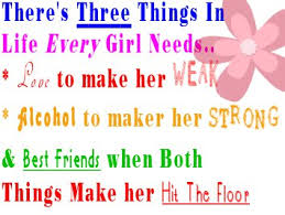 Hit The Floor Quotes - there u0027s three things in life every needs love to make her