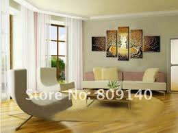 Modern Homes Decor Free Shipping Abstract Painting On Canvas Decoration Simple