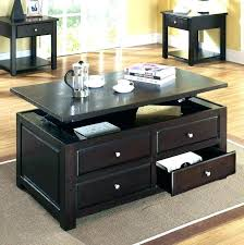 Coffee Table With Ottoman Seating Ottoman With Seats Best Storage Ottoman Coffee Table Ideas On