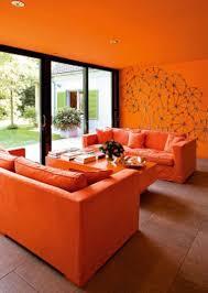 Best  Orange Rooms Ideas On Pinterest Orange Room Decor - Orange living room design