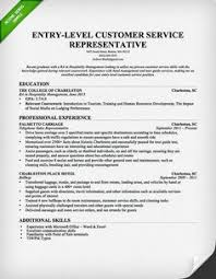 Free Sample Resume For Customer Service Representative Cover Letter Inexperienced Student Popular Academic Essay Writer