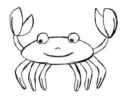 ocean animals clipart black and white clipartsgram com
