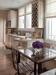 kitchen cabinets wine rack houzz