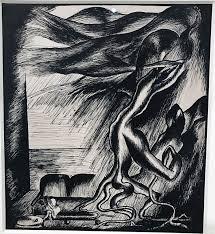 inji efflatoun u201ccontemplation u201d 1940s egyptian surrealism and