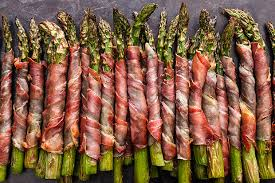 crispy prosciutto wrapped asparagus recipe chowhound