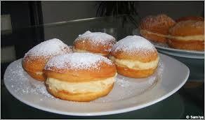 recette de cuisine allemande berliner recette de beignet berlinois boule de berlin