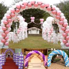 wedding balloon arches uk large diy balloon arch kit for weddings outdoor indoor