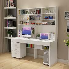 combiné bureau bibliothèque louis de mode ordinateur de bureau bureau bibliothèque un ménage