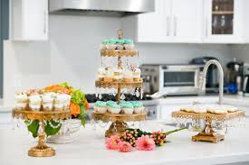 gold cake stands the gold cake stands dean bernard