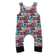 character baby clothes