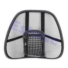 support lombaire bureau cool vent de coussin mesh retour support lombaire