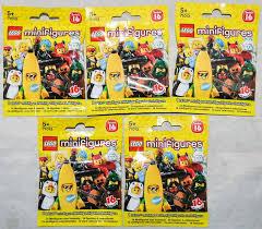 Lego Blind Packs Lego 71013 5 Random Series 16 Minifigures Blind Packs New In