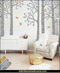 Tree Nursery Wall Decal Decorating Theme Bedrooms Maries Manor Tree Murals Tree Wall