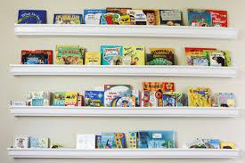 gorgeous rain gutter bookshelves on diy rain gutter bookshelves