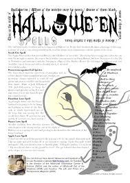 Poem On Halloween Hallowe U0027en Halloween Spells And Magic Magick