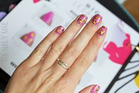 the naily mail uk nail art blog wah london ultimate nail art wah