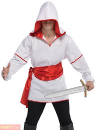samurai halloween costume adults ninja costume accessories mens ladies samurai warrior fancy